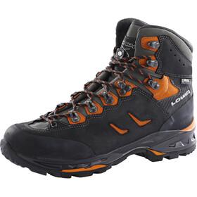Lowa Camino Chaussures GTX Homme, black/orange